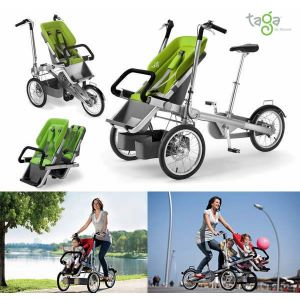 kinderwagen mit elektroantrieb manugoo. Black Bedroom Furniture Sets. Home Design Ideas