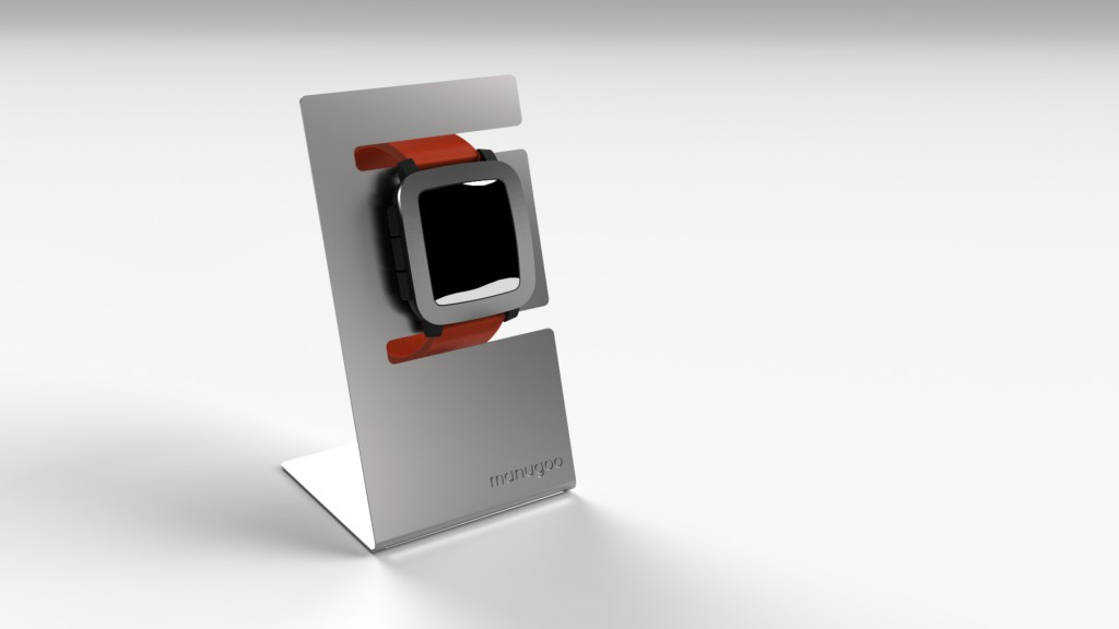 smartwatch – chargingdock: pebble time/ pebble time steel/ pebble time round