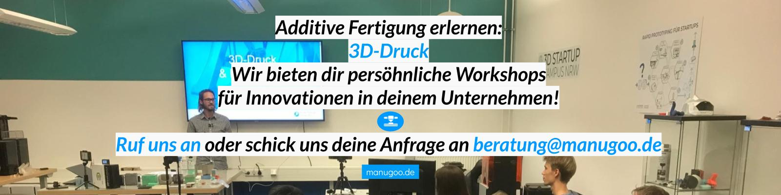 3d-druck-Workshop