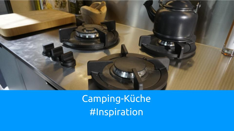 Camping-Küche