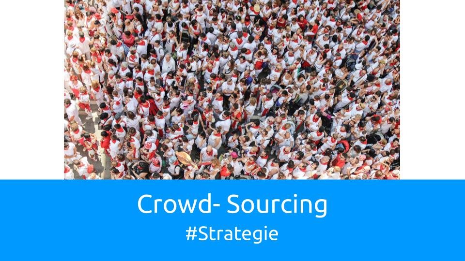Crowd-Sourcing
